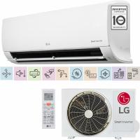 LG MegaPlus Inverter New (Обогрев при -5С)