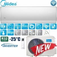 Midea Ultimate Comfort Inverter New (Обогрев при -25°С)