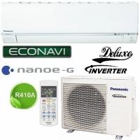 Panasonic Deluxe Inverter Малайзия (Обогрев при -15С)