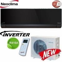 Neoclima ArtVogue Black Inverter New (Обогрев при -20С)
