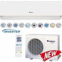 Gree Bora DC Inverter New (Обогрев при -15°С)