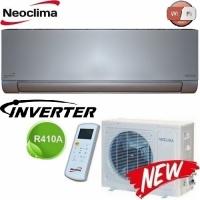 Neoclima ArtVogue Silver Inverter New (Обогрев при -20С)