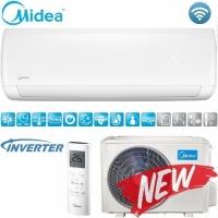 Midea Mission Inverter New (Обогрев при -20°C )