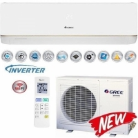 Gree Bora DC Inverter Wifi New (Обогрев при -15°C)
