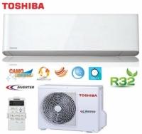 Toshiba Mirai Inverter New (Обогрев при -15С)