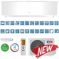 Cooper&Hunter Supreme Continental White Wifi Inverter R32 New (Обогрев до -25°C)
