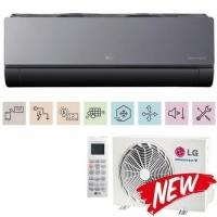 LG Artcool Inverter New R32 (Обогрев при -10С)