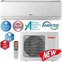 Tosot Hansol Wifi Inverter New (Обогрев при -25°C)