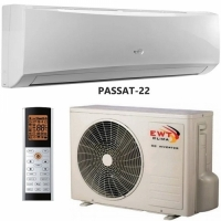 EWT Clima Passat Inverter (Обогрев при -22С)