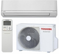 Toshiba Shorai Premium Inverter New (Обогрев при -15С)