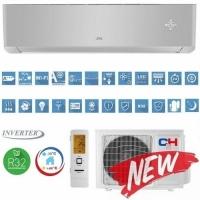 Cooper&Hunter Supreme Continental Silver Wifi Inverter R32 New (Обогрев до -25°C)