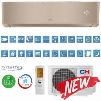 Cooper&Hunter Supreme Continental Gold Wifi Inverter R32 New (Обогрев до -25°C)