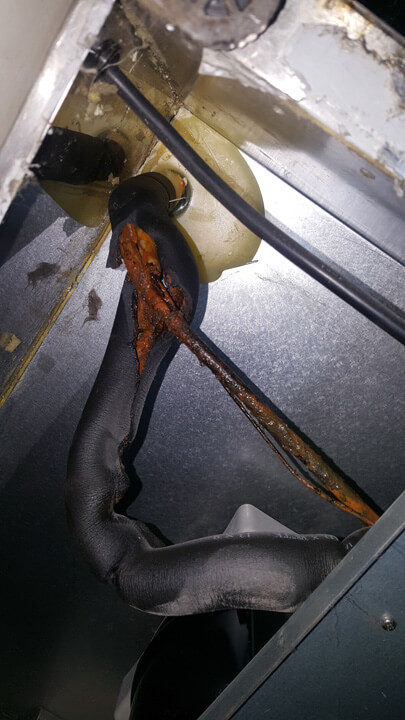 Ремонт холодильного стола GGM GASTRO